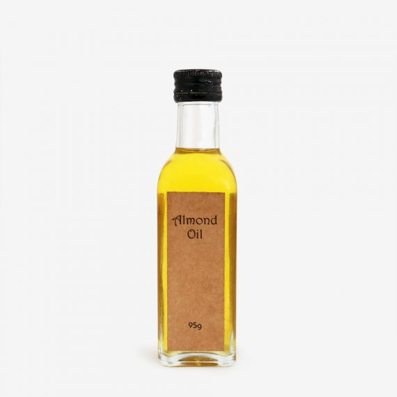 benefits of sweet almond oil for hair